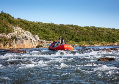 Alaska Float Trip