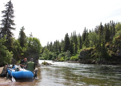 Remote Alaska Float Trip